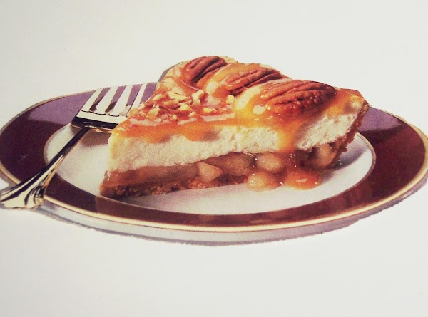 Mix reserved apple filling and caramel in a small  saucepan.Heat about 1 minute.Arrange...