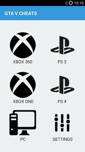 Cheats GTA V PC