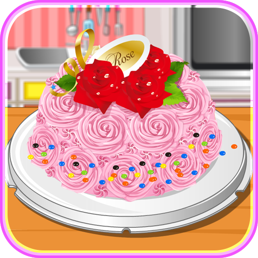 Bake A Cake : Cooking Games (game)