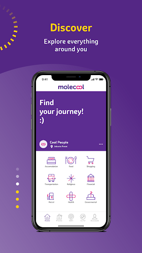 Molecool 2.8.2 screenshots 1