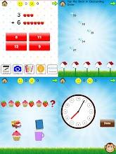 Homeschooling Grade K1 1st Fun Math Learning Games screenshot thumbnail