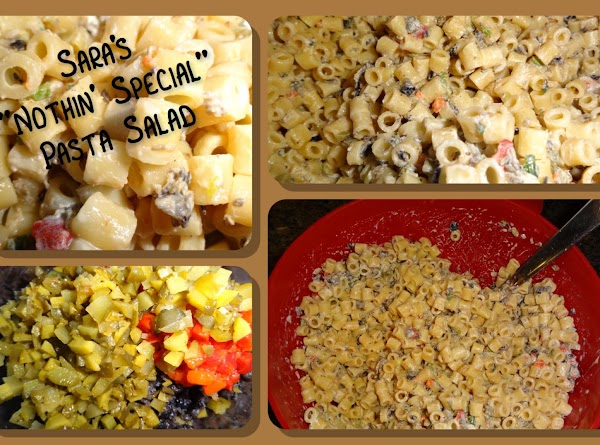 Nothin' Special Pasta Salad Recipe