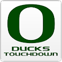 Oregon Ducks Foghorn Touchdown icon
