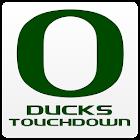Oregon Ducks Foghorn Touchdown icon
