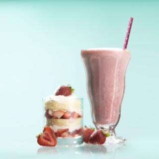 Strawberry Cheesecake Shake.