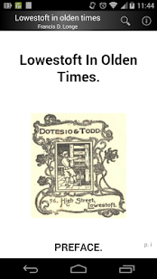 Lowestoft in olden times - náhled