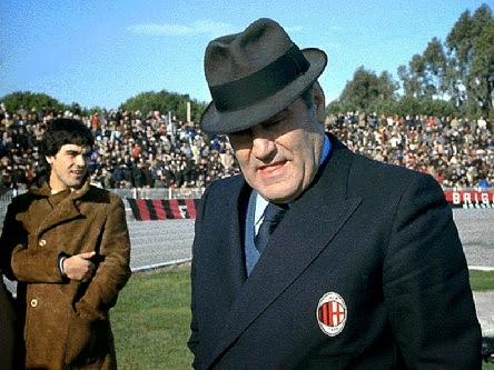 AC Milan, đi qua những huyền thoại: Bài 11 - Ông thầy của các chiến công
