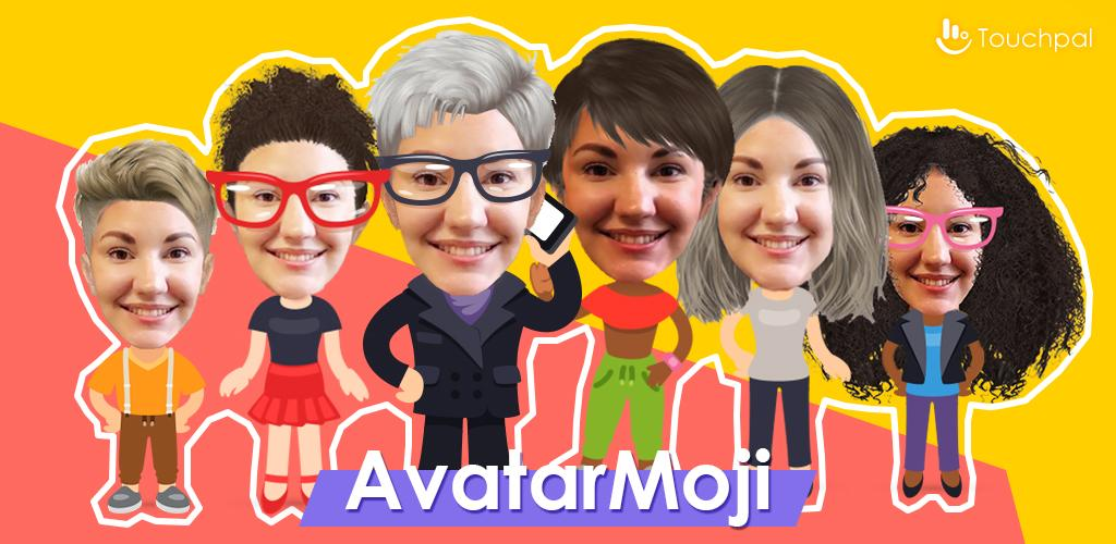 TouchPal Emoji Keyboard: AvatarMoji, 3DTheme, GIFs 7 0 7 2