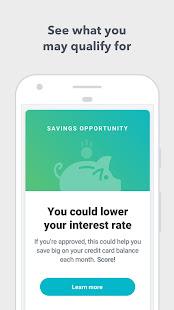 Turbo:財務分數和免費信用報告