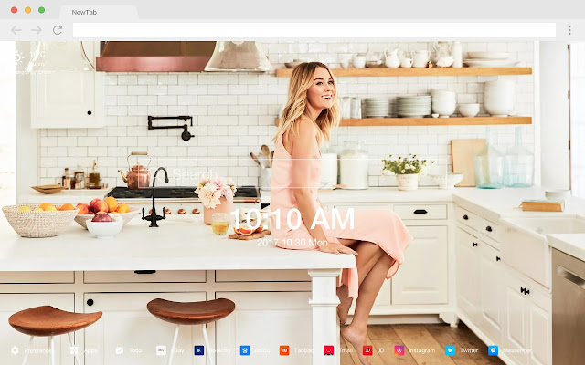 Kitchen Top HD Wallpapers New Tabs Theme