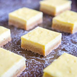 Sugar Cookie Cheesecake Bars.