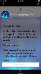 BelenesApp - Belenes de Málaga Screenshot