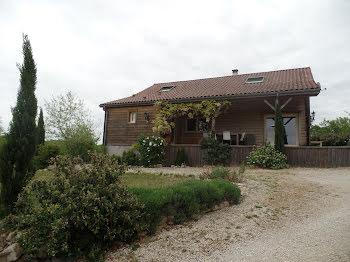maison à Mauroux (46)