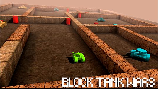 Block Tank Wars Mod Apk (Unlocked) 3