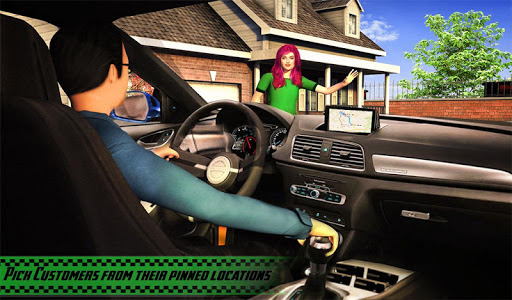 Yellow Cab American Taxi Driver 3D: New Taxi Games  screenshots 17