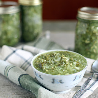 Cucumber Dill Pickle Relish.