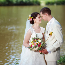 Wedding photographer Pavel Kosukhin (Pakos31). Photo of 19.08.2014