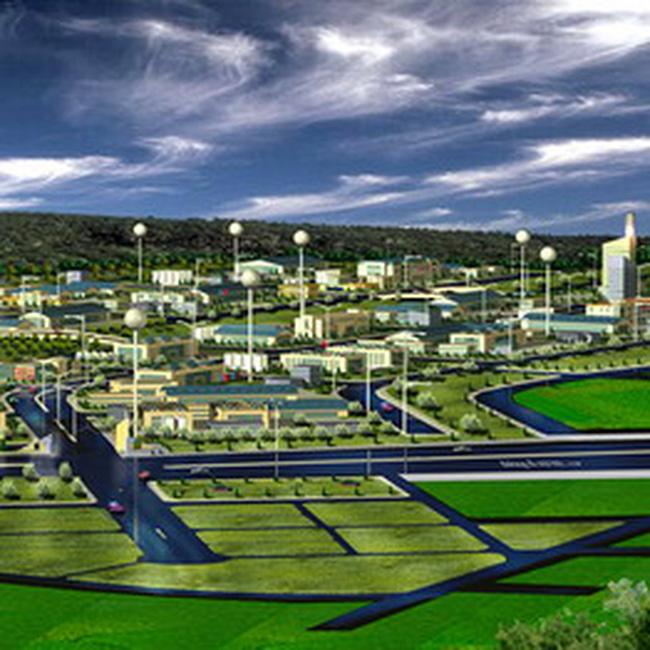 Quy mô Khu công nghiệp Yên Mỹ 2