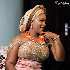Wedding photographer Temi Iyiola (temiolukayphoto). Photo of 25.11.2018