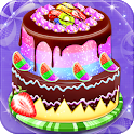 Christmas Doll Cooking Cakes & Desserts- Bakery 🎂 icon