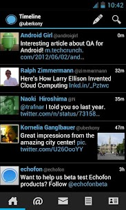Echofon for Twitter App Download For Android and iPhone 1