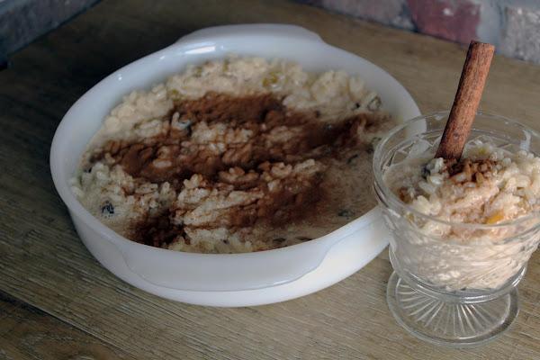 Rice Pudding Recipe