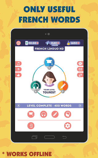 French for Beginners: LinDuo HD screenshots 10