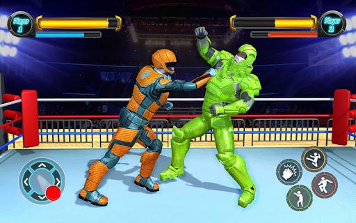 Grand Robot Ring Fighting 2020 : Real Boxing Games 1.0.13 Screenshots 8