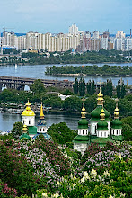 Photo: Vydubichi Monastery from the Botanic Gardens ~ by Matt Shalvatis  Every photographer who has spent any time in Kiev, especially in early May, has a shot similar to this. Vydubichi Monastery from the Botanic Gardens. Of course, I have more than one.  #SacredSunday ~ Curated by +Charles Lupica +Margaret Tompkins +Manfred Berndtgen +Robyn Morrison and +sheerie von Sternberg  From Roads Less Traveled Photography: http://roadslesstraveledphotography.com/ ♡ #RLTP #POTD ♡ #hdr #photomatix #breakfastclub  #canonusers +Canon Users  #hdrphotographers +HDR Photographers