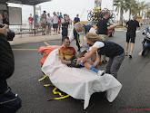 Rafael Valls geeft op in de Tour de France vanwege een dijbeenbreuk