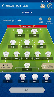 Unduh 2018 FIFA World Cup Russia™ Fantasy Gratis