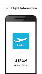 Berlin Airport Guide - Flight information TXL/SXF - náhled