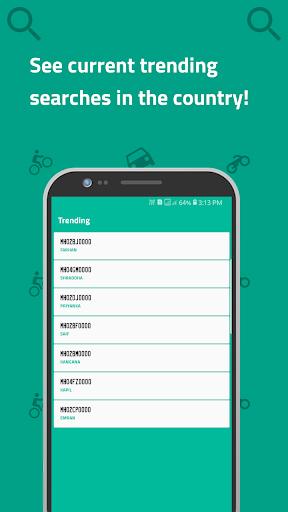 RTO Vehicle Information - Free Registration Detail 1.0 screenshots 9