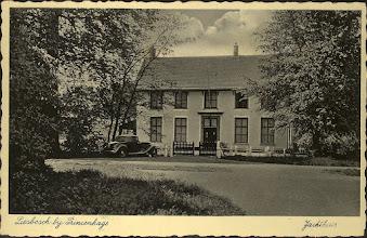 Photo: 1940 Jachthuis Liesbos