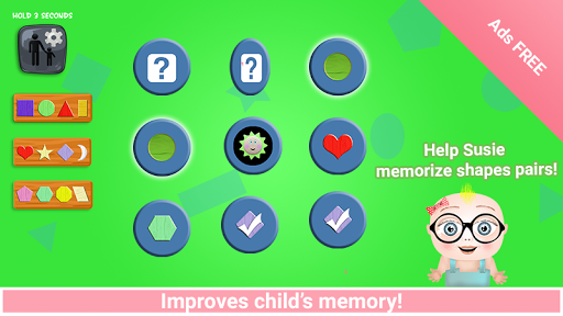 Kids Learn Shapes - Preschooler Education Game 1.0.20 screenshots 8