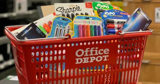 Best Office Depot/Max School Supply Deals | 50¢ Crayola Crayons, Notebooks, & More!