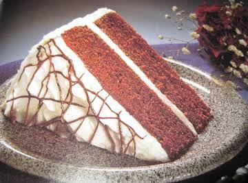Red Velvet Cocoa Cake by Rose