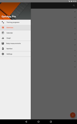 GymApp Pro Workout Log screenshot 13