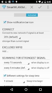 Smart WLAN Selector v1.2.1