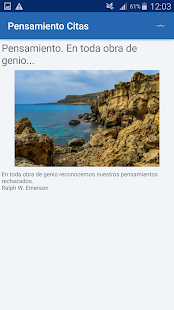 Download Pensamiento Citas y frases famosas For PC Windows and Mac apk screenshot 6