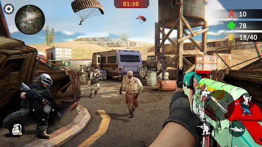 Zombie Survival 3D: Fun Free Offline Shooting Game  screenshots 19