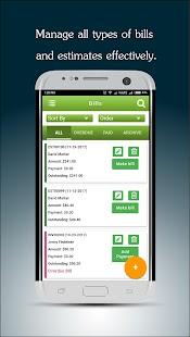 Smart Billing App - náhled