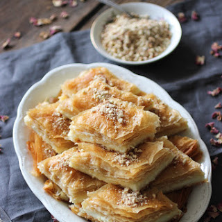 Phyllo Pastry Fillings Recipes.