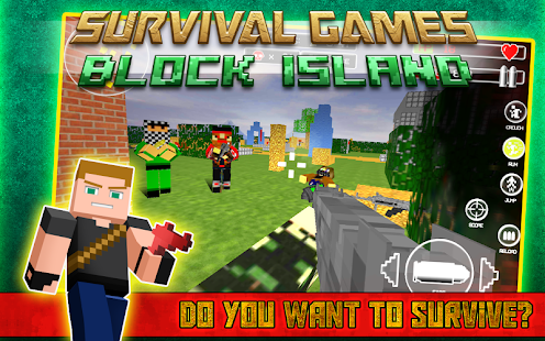 10 Survival Games Block Island App screenshot