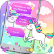 Rainbow Unicorn SMS Themes (app)