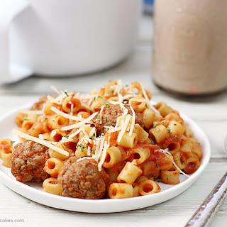 Homemade Spaghetti-O's