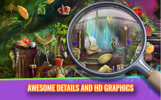 Hidden Objects - Magic Garden 1.0 screenshots 7