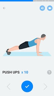 home workout  no equipment  android apps on google play