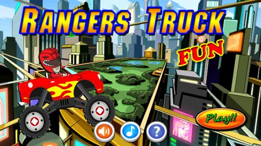 Rangers Truck Power Racing