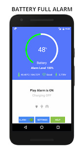 Battery Full Alarm and Battery Low Alarm – No Ads TUE.10032020.03MP00 Latest MOD APK 1